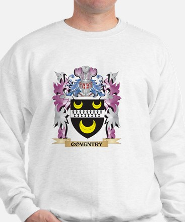 Coventry Coat of Arms (Family Crest) Sweatshirt