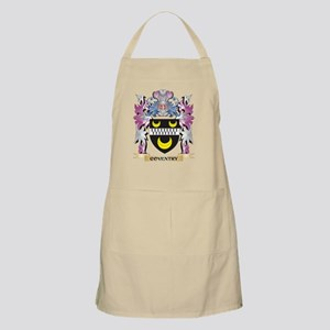 Coventry Coat of Arms (Family Crest) Apron