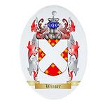 Winser Oval Ornament