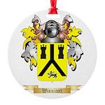 Winnicott Round Ornament