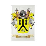 Winnicott Rectangle Magnet (100 pack)