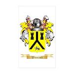Winnicott Sticker (Rectangle 10 pk)