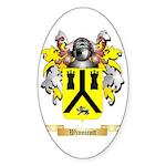 Winnicott Sticker (Oval)
