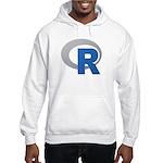 R Programming Language Logo New Hoodie