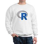 R Programming Language Logo New Sweatshirt
