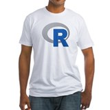 R programming Fitted Light T-Shirts