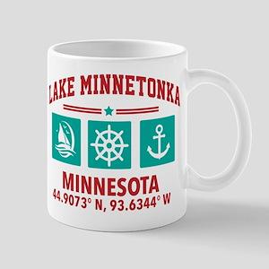 Lake Minnetonka, Minnesota Mugs