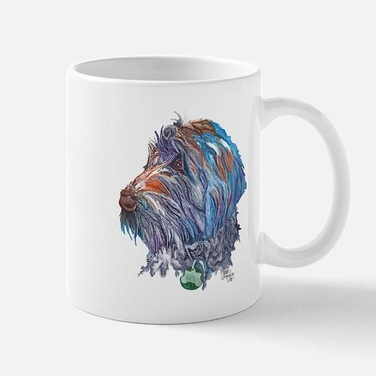 Blue WPG Mug