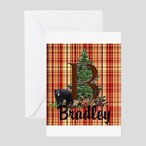 black bears greeting cards cafepress