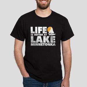 Life is Better At Lake Minnetonka T-Shirt