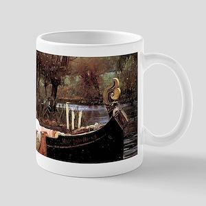 The Lady Of Shallot - 1- 18x13.693 Mugs