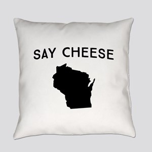 Say Cheese Everyday Pillow