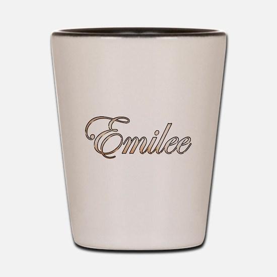 Cute Emilee Shot Glass