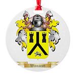 Winnacott Round Ornament