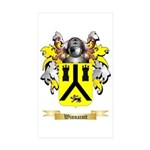 Winnacott Sticker (Rectangle 50 pk)