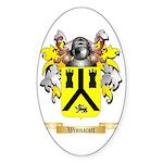 Winnacott Sticker (Oval 50 pk)
