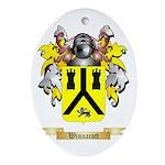 Winnacott Oval Ornament