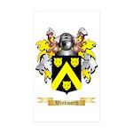 Winkworth Sticker (Rectangle 10 pk)