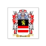Winiecki Square Sticker 3