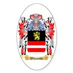 Winiarski Sticker (Oval 50 pk)