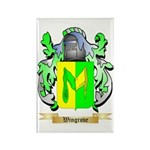 Wingrove Rectangle Magnet (100 pack)