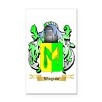 Wingrave Rectangle Car Magnet
