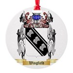 Wingfield Round Ornament