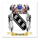 Wingfield Square Car Magnet 3
