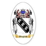 Wingfield Sticker (Oval 10 pk)