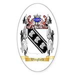 Wingfield Sticker (Oval 50 pk)