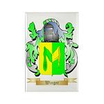Winger Rectangle Magnet (10 pack)