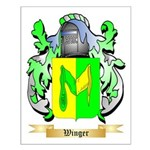 Winger Small Poster