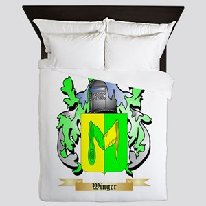 Winger Queen Duvet