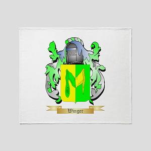 Winger Throw Blanket