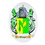 Winger Oval Ornament