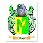 Winge Small Poster