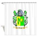 Winge Shower Curtain