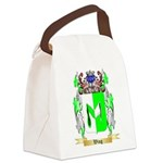 Wing Canvas Lunch Bag