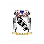 Winfield Sticker (Rectangle 50 pk)