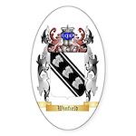 Winfield Sticker (Oval 50 pk)