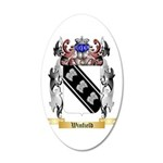 Winfield 20x12 Oval Wall Decal