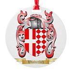 Winderlich Round Ornament