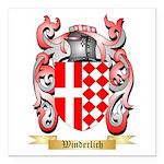 Winderlich Square Car Magnet 3