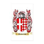 Winderlich Sticker (Rectangle 10 pk)