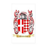 Winderlich Sticker (Rectangle 50 pk)