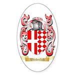 Winderlich Sticker (Oval 50 pk)