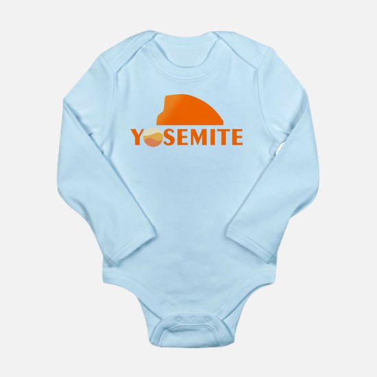 Yosemite. Long Sleeve Infant Bodysuit