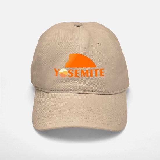 Yosemite. Baseball Baseball Cap