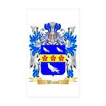 Wimer Sticker (Rectangle 50 pk)