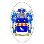 Wimer Sticker (Oval 10 pk)